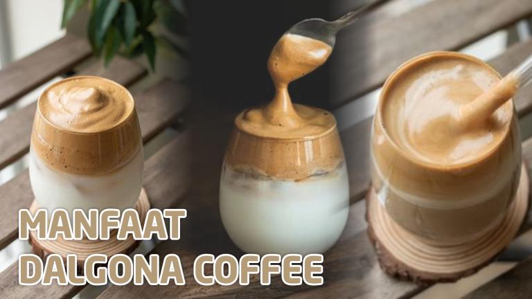 Apakah Kopi Hits, Dalgona Coffee Mixer Berbahaya?